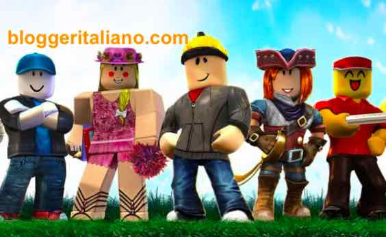 Come Avere Robux Gratis Su Roblox 2020 Latest Blogger Italiano